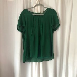 ✨3 for $20 41 Hawthorn Green Blouse